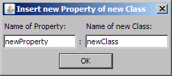 property and class names